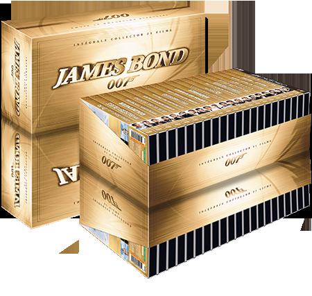 dvdfr james bond 007 mission blu ray. Black Bedroom Furniture Sets. Home Design Ideas