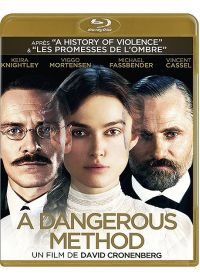 A Dangerous Method - Blu-ray