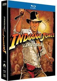 Indiana Jones - La quadrilogie - 2008