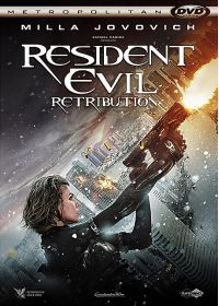 Resident Evil : Retribution - 2012