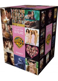 90 ans Warner - Coffret 10 films - Romance (�dition Limit�e) - DVD