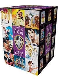 90 ans Warner - Coffret 10 films - Com�dies musicales (�dition Limit�e) - DVD