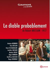 Le Diable probablement - DVD