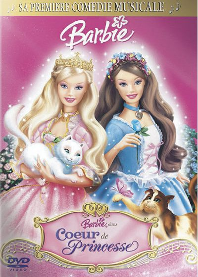 Barbie 04 - Barbie coeur de Princesse streaming