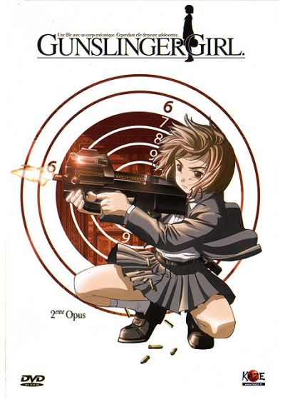 Gunslinger Girl - 2�me opus - DVD