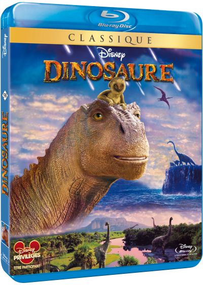 Dinosaure - Blu-ray Disc