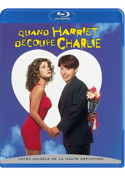 Quand Harriet d�coupe Charlie - Blu-ray