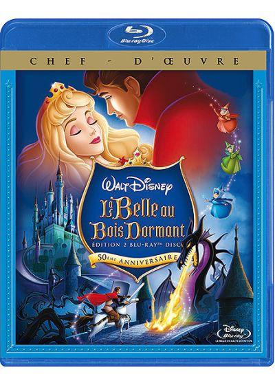 La Belle au Bois Dormant (Édition 50ème anniversaire) - Blu-ray Disc