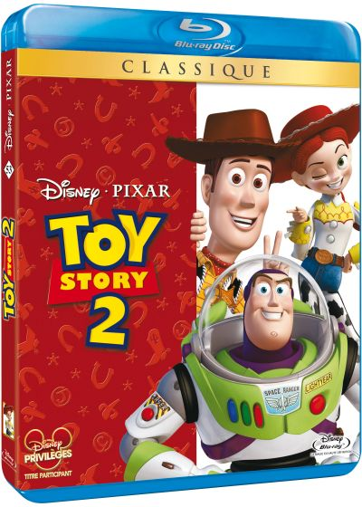 Toy Story 2 - Blu-ray Disc