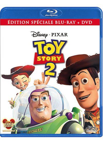 Toy Story 2 (Blu-ray + DVD) - Blu-ray Disc