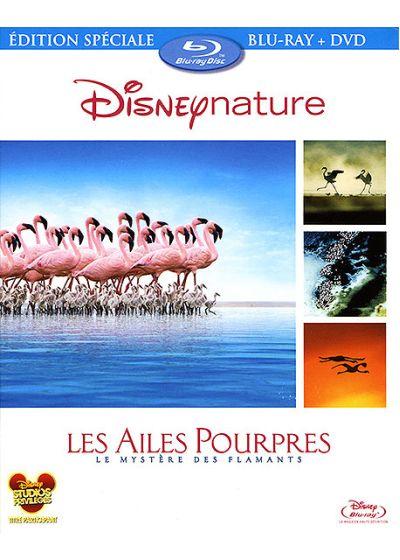 [BD + DVD] Les Ailes Pourpres, le mystère des flamants (4 Juin 2010) 152006
