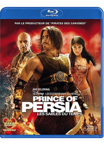 [DVD + BRD] Prince Of Persia : Les Sables du Temps (29 septembre 2010) 152255