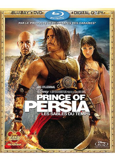 [DVD + BRD] Prince Of Persia : Les Sables du Temps (29 septembre 2010) 152256