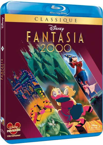 Fantasia 2000 - Blu-ray Disc
