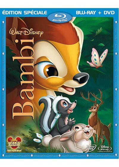 Bambi (Blu-ray + DVD) - Blu-ray Disc