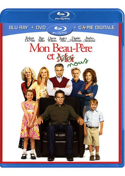 Mon beau-p�re et nous (Combo Blu-ray + DVD + Copie digitale) - Blu-ray