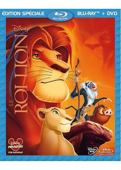 Le Roi Lion (Blu-ray + DVD) - Blu-ray Disc