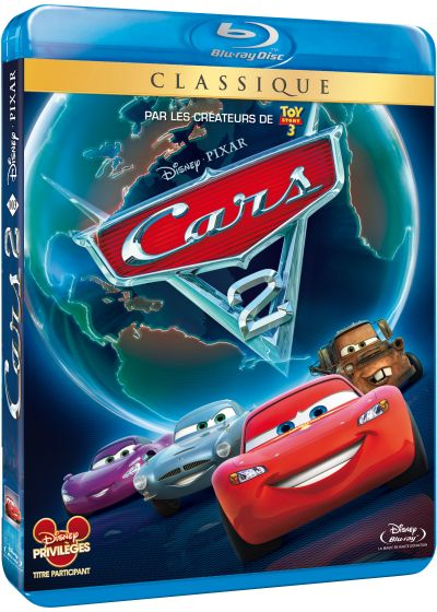 Cars 2 Edition Collector 30/11/2011 153789