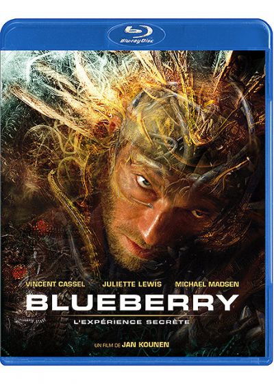 Blueberry, l'exp�rience secr�te - Blu-ray