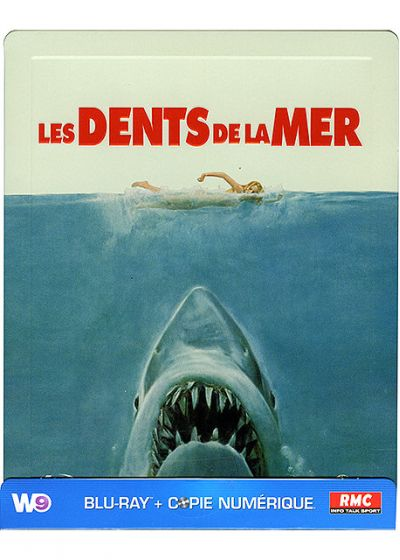 Les Dents de la mer (�dition bo�tier SteelBook) - Blu-ray