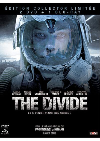The Divide (Non censur� - �dition collector) - Blu-ray