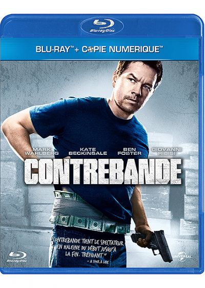 Contrebande (Blu-ray + Copie digitale) - Blu-ray