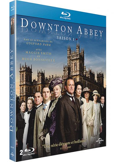 Downton Abbey - Saison 1 - Blu-ray