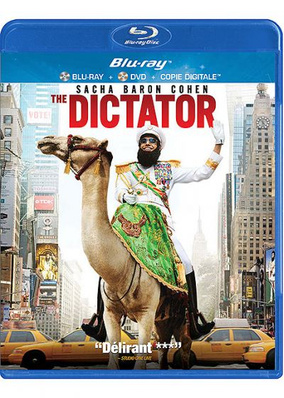 The Dictator (Combo Blu-ray + DVD + Copie digitale) - Blu-ray