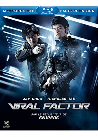 Viral Factor - Blu-ray
