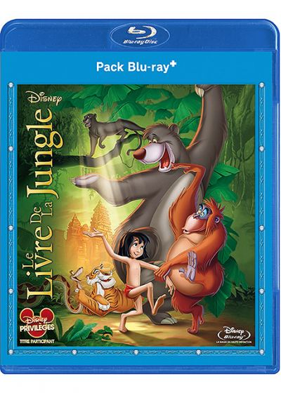 [DVD & Blu-Ray Disc] Le Livre de la Jungle 156641