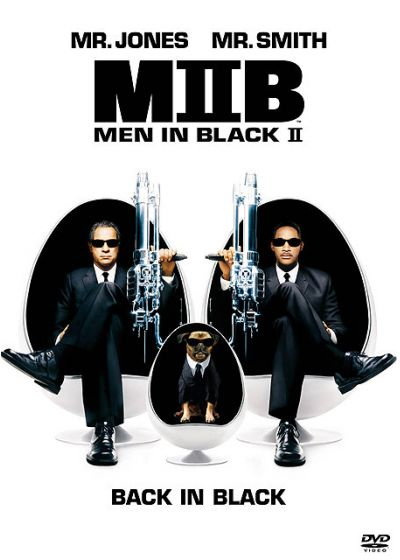Men in Black II (Edition Simple) - DVD