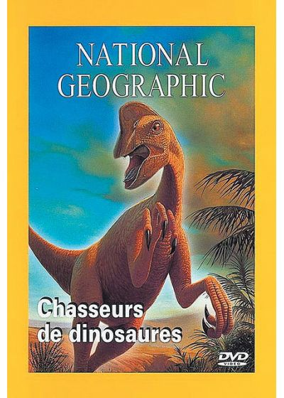 National Geographic - Chasseurs de dinosaures affiche