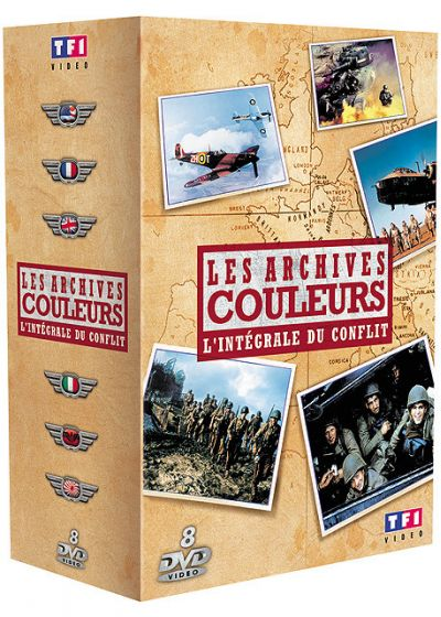 Les Archives couleurs (Color of war VI) en Streaming gratuit sans limite | YouWatch S�ries en streaming