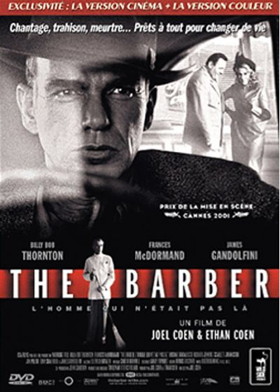 The Barber - L'homme qui n'�tait pas l� (�dition Single) - DVD