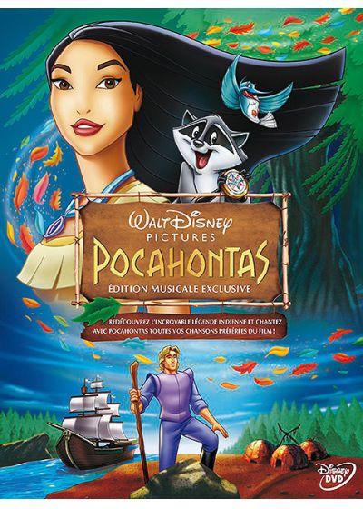 Pocahontas, une légende indienne (Édition musicale exclusive)