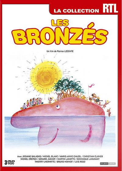 Les Bronz�s (�dition Collector) - DVD