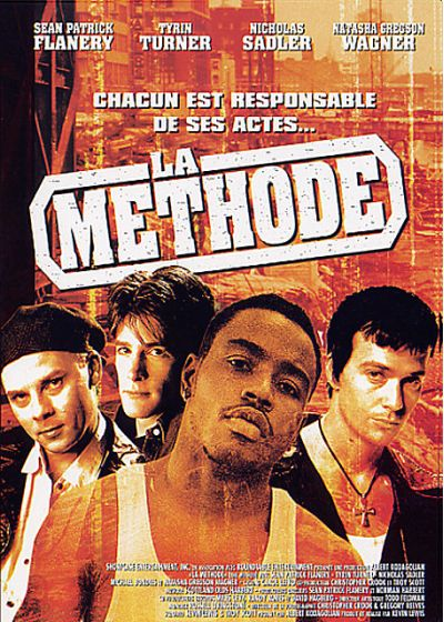 La Méthode (1996) affiche