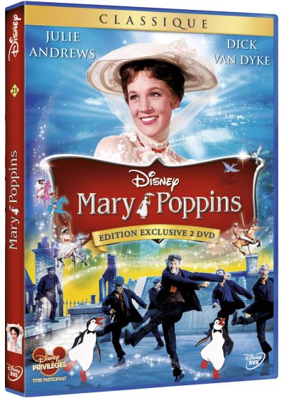 [DVD] Mary Poppins - Edition 45ème anniversaire (2009) - Page 3 43560