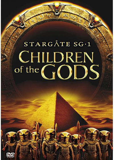 Stargate SG-1 : Children Of the Gods affiche