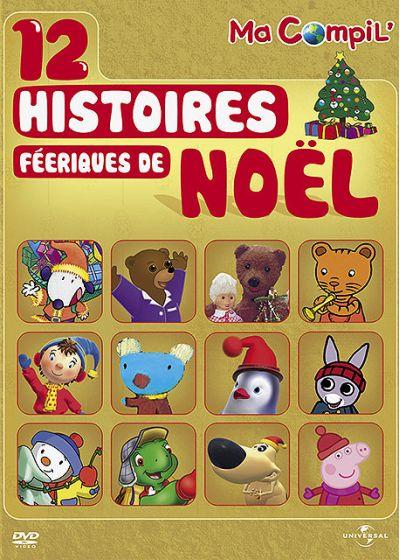 Joyeux Noel Petit Ours Brun.12 Histoires Feeriques De Noel