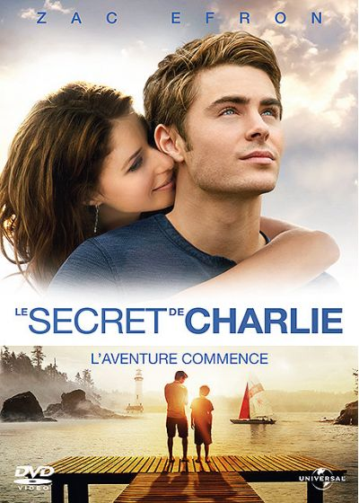 Le Secret de Charlie - DVD