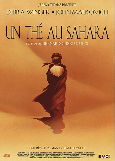 Un Th� au Sahara - DVD