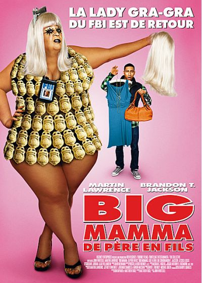 Big Mamma : De p�re en fils - DVD