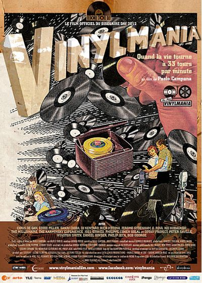 Vinylmania (�dition Collector Limit�e) - DVD