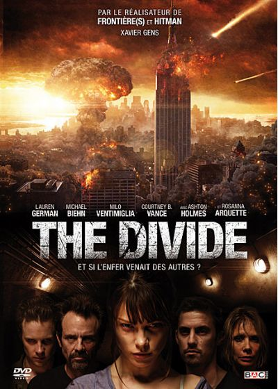 The Divide (Non censur�) - DVD