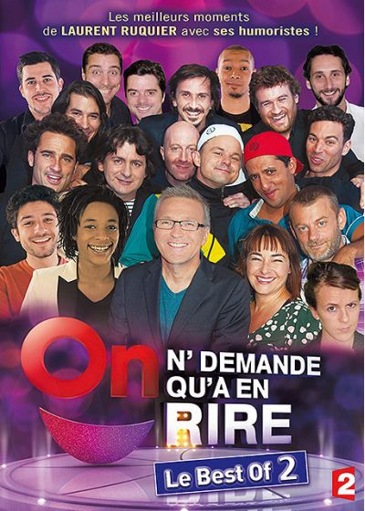 On n'demande qu'� en rire - Le Best of 2 - DVD