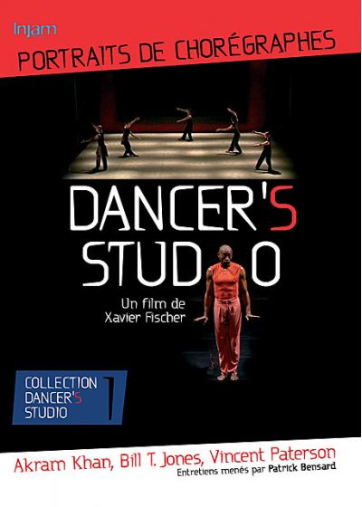 Dancer's Studio - DVD