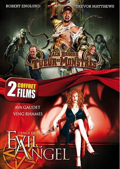Evil Angel + Jack Brooks : tueur de monstres - DVD