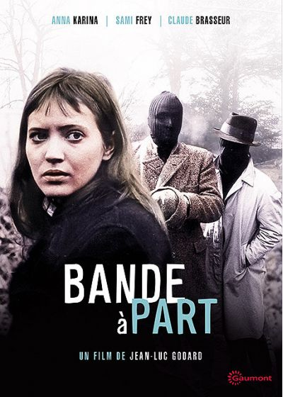 Bande � part - DVD
