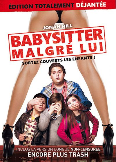 Babysitter malgr� lui (Version longue non censur�e) - DVD
